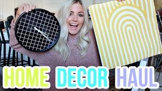 Download HOME DECOR HAUL + HOUSE SNEAK PEEK!! Video