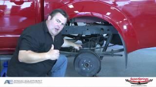 Download Supersprings Nissan Navara D40 Video