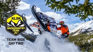 Download KLIM Backcountry Team Ride - Day 2 Video