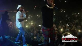 Download Migos Live at the The Observatory performing their hit singles ″Bad and Boujee″ and ″Look At My Dab″ Video