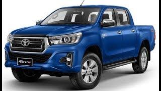 Download ราคาทุกรุ่นย่อย Toyota Hilux Revo Minorchange มีอะไรเปลี่ยนบ้าง? Video