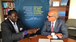 Download Interview with George Abungu at UNESCO, Paris, 1st June 2018 Video