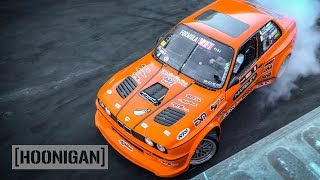 Download [HOONIGAN] DT 137: 625HP Supercharged BMW E30 Video
