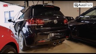 Download Volkswagen Golf VI R Buying Advice Video