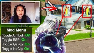 Download Top 5 Fortnite Twitch Streamers BANNED FOR CHEATING LIVE! (Hilarious Fails & Glitches) Video