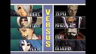 Download [KOF2001] Original Zero Playthrough (PS2) Video