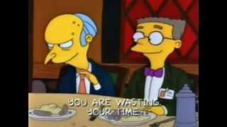 Download Mr. Burns speaks German Video