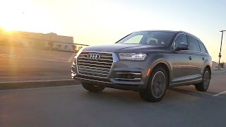 Download 2017 Audi Q7 - Review and Road Test Video