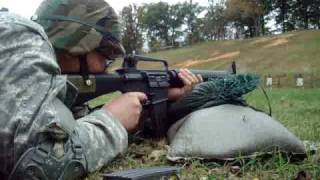 Download M16A2 Rifle Qualification Video