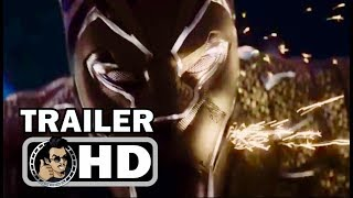 Download BLACK PANTHER International Trailer (2018) Chadwick Boseman Marvel Superhero Movie HD Video