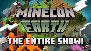 Download MINECON Earth 2017 Livestream Video