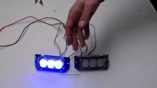 Download T3 Surface Module Wiring Demo by CPS Authority Emergency Warning Lights Video