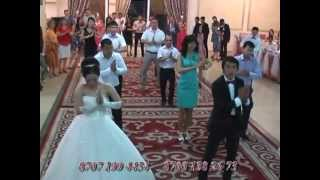 Download Свадебный флешмоб в Таразе Video