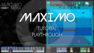 Download Maximo Tutorial - Playthrough Video
