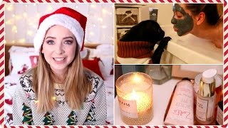 Download My Festive Pamper Routine | Zoella Video