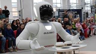 Download Honda ASIMO Robot | Best of Video