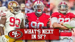 Download Live! 49ers Release Earl Mitchell For Cap Hit? Was That For D.J. Jones Or Quinnen Williams? Video
