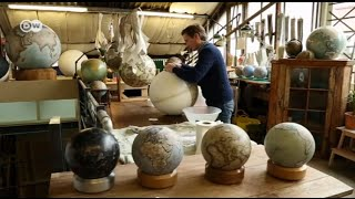 Download Bellerby & Co Globemakers on Deutsche Welle Video