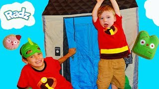 Download HALLOWEEN SPECIAL Incredibles 2 Jack Jack PJ Masks Catboy & BIG Wolf WRONG TREATS Video