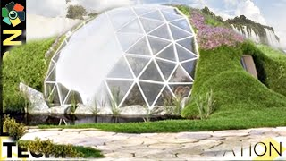 Download 15 Eco-Efficient Dome Homes | Eco-Luxury Dome Homes Video
