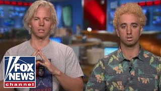 Download 'Party Bros' talk anonymous New York Times op-ed Video