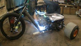 Download Making a Motorised Drift Trike Video