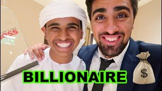 Download WORLDS YOUNGEST BILLIONAIRE *HE WON* Video