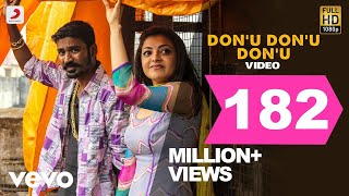 Download Maari - Don'u Don'u Don'u Video | Dhanush, Kajal | Anirudh | Super Hit Song Video