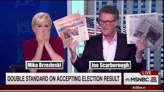 Download Morning Joe Calls Out Media Re: Recount ″You keep getting it wrong″ Video
