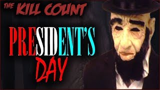 Download President's Day (2010) KILL COUNT Video
