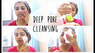 Download Deep Pore CLEANSING Vanity Planet Spin For Perfect Skin | SuperWowStyle Prachi Video