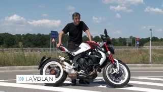 Download MV Agusta Brutale Dragster 800 RR 2015 test - English Video