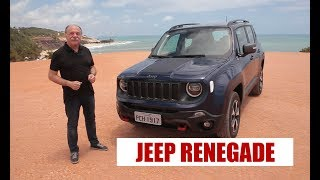 Download Jeep Renegade 2019 - Primeiras impressões por Emilio Camanzi Video