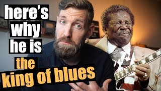 Download What we should learn from B.B. King - 'The King Of Blues' Video