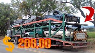 Download COMPREI UM CARRO NO LEILÃO POR R$ 200 REAIS E VEIO UMA SURPRESA DENTRO (carro andando link nos comen Video
