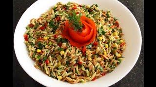 Download Tadına Doyamayacağınız Arpaşehriye Salatası 🌿bera tatlidunyasi Video