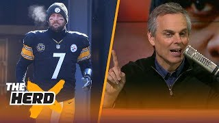 Download Colin Cowherd on Ben Roethlisberger's massive frustration with Mike Tomlin | THE HERD Video