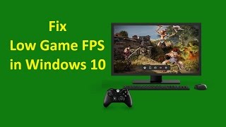 Download Fix Low Game FPS in Windows 10!! - Howtosolveit Video
