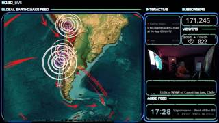 Download 12/09/2016 - Japan , Midwest US (Oklahoma) , Mideast + Europe on Earthquake watch Video