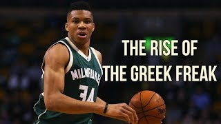 Download Giannis Antetokounmpo - The Rise Of The Greek Freak [Ultimate Highlight] Video