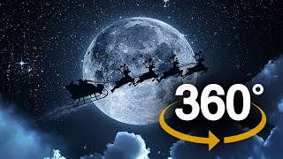 Download Realidade Virtual 360: Voo de Balão com o Papai Noel Video