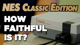 Download NES Classic System Impressions Video