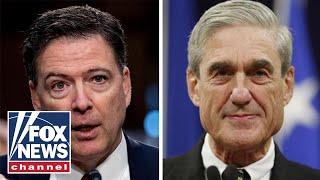 Download Swamp Watch: James Comey and Robert Mueller Video