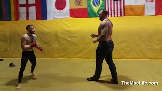 Download Conor McGregor vs The Mountain (Game of Thrones) Video