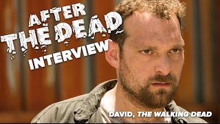 Download After the Dead Interview with Martinez (David, The Walking Dead) Video