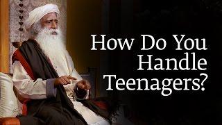 Download How Do You Handle Teenagers? | Sadhguru Video