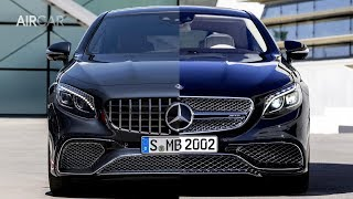Download Old Vs New Mercedes S Class Coupe ► Side By Side Comparison Video