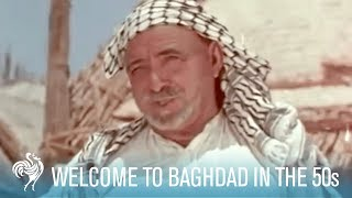 Download Welcome to Baghdad: How Iraq Used to Be in the 1950s | British Pathé Video