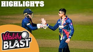 Download Kent v Somerset | Qayyum Takes 5 As Kent Roll Past Somerset | Round 1 | Vitality T20 Blast 2019 Video