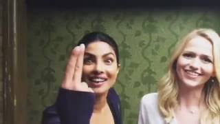 Download Quantico 2 Priyanka Chopra Funny Moments With Co-Actors Video
